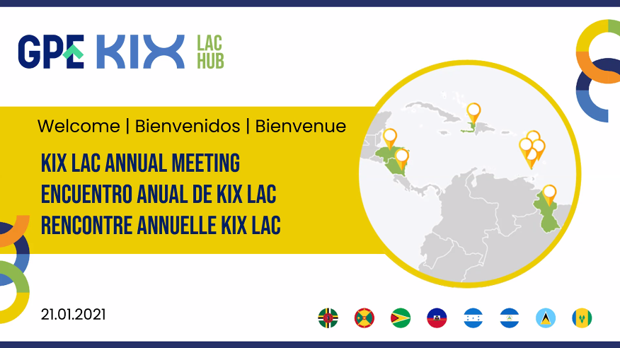 Welcome KIX LAC annual meeting