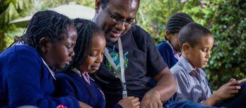 Using technology to improve literacy in the Global South